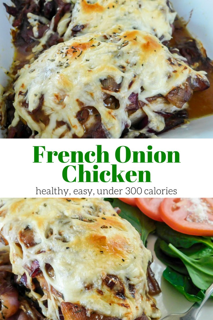 French Onion Chicken Breast