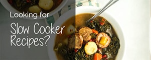 Looking For Slow Cooker Recipes?