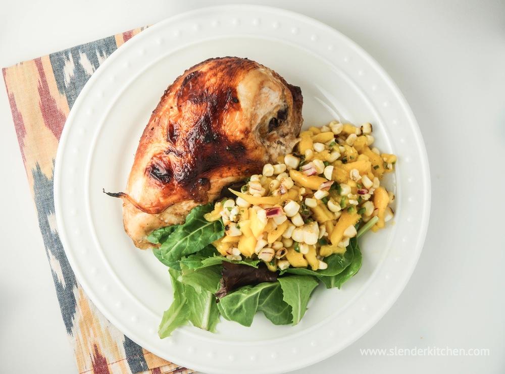 Baked Teriyaki Chicken - Slender Kitchen