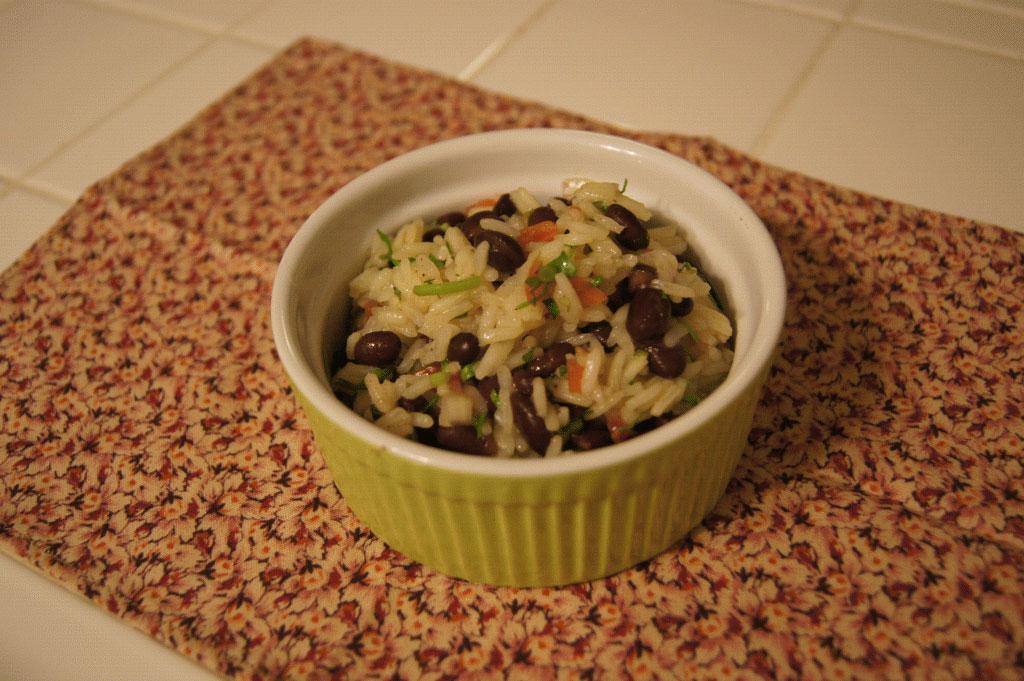Fiesta Rice - Slender Kitchen