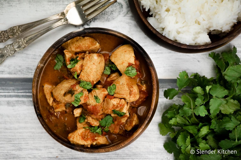 Instant pot chicken tikka masala slender kitchen instant pot chicken tikka masala forumfinder Image collections