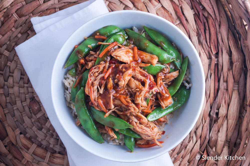 recipe chicken thighs hoisin sauce