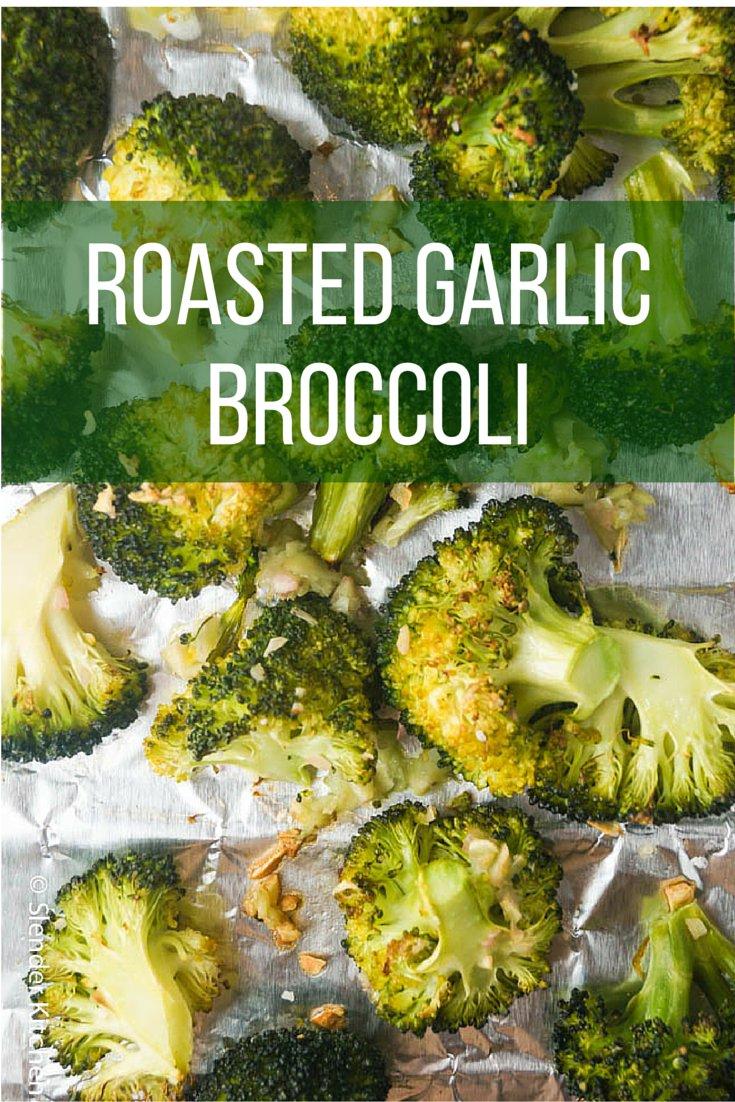Easy broccoli recipes garlic