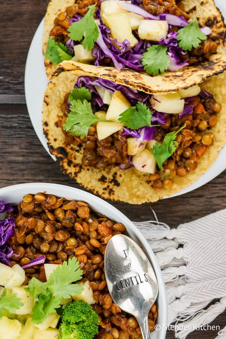 Easy Barbecue Lentils and Three Ways to Enjoy Them ...
