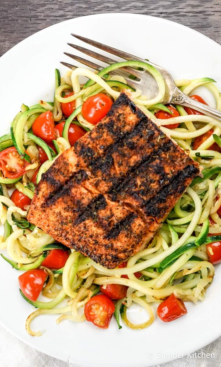 pictures How to Cook Skinless Salmon