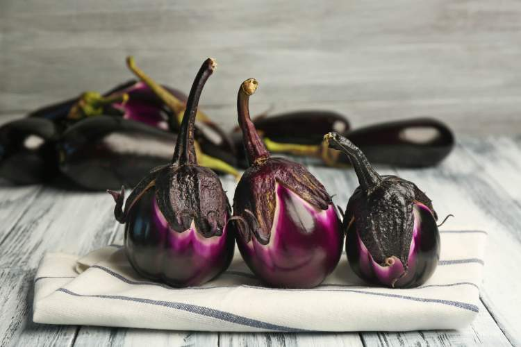 Types of eggplant and how to cook them
