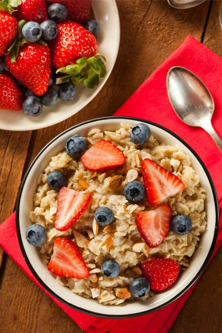 The Best Microwave Oatmeal