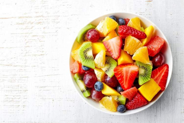 Weight Watchers Zero Points food list includes most fruit.
