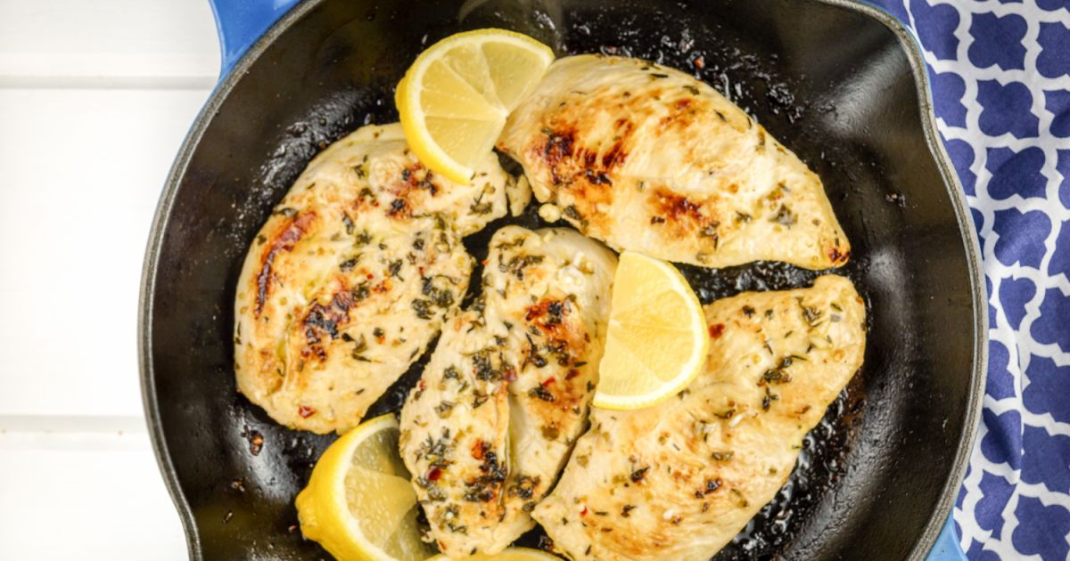 Easy Chicken Recipes Healthy Clean Eating Low Carb