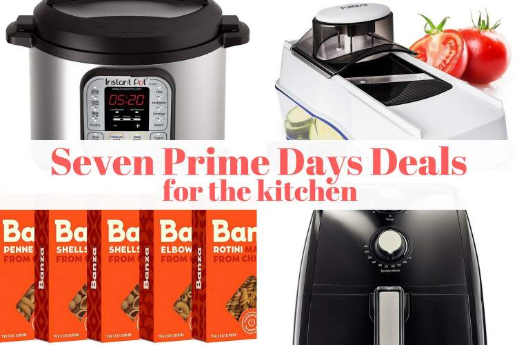 Here are seven things you don't want to miss out on Prime Day!