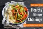 Free 28-Day Healthy Dinner Challenge