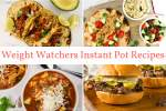 Weight Watchers Instant Pot recipes including soup, tacos, chicken, beef, and more.