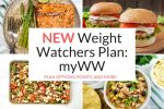 New Weight Watchers Plan: myWW with pictures of food.