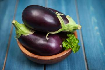 Eggplant: Learning to Love this Nutritious Fruit