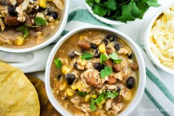 Zero Point Weight Watchers Taco Soup.