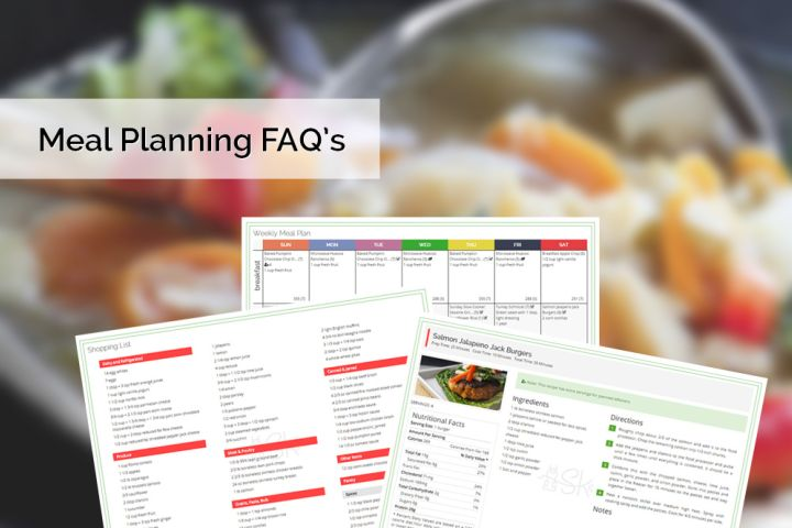 30% Off and Meal Planning FAQs