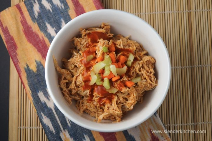 Sunday Slow Cooker: Buffalo Chicken