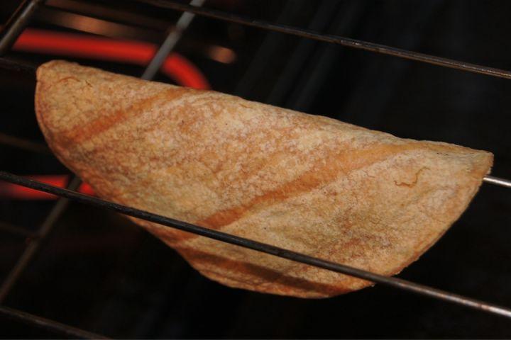 Oven Baked Taco Shells