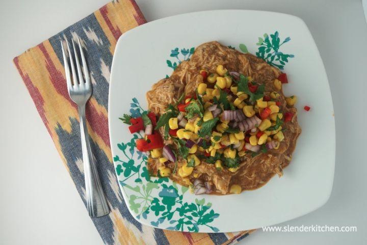 Slow Cooker Sunday: Chicken Barbacoa