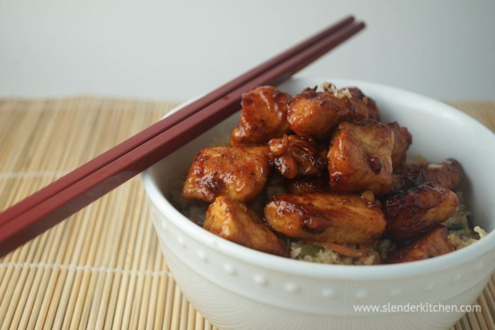 Slow Cooker Sunday: Honey Garlic Chicken