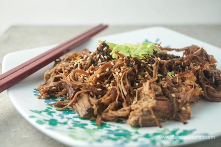 Sunday Slow Cooker: Sesame Beef