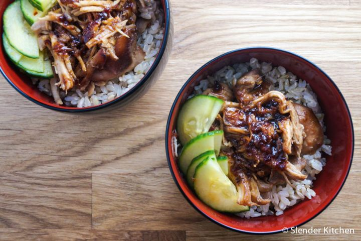 Low Carb Sweet and Spicy Chicken
