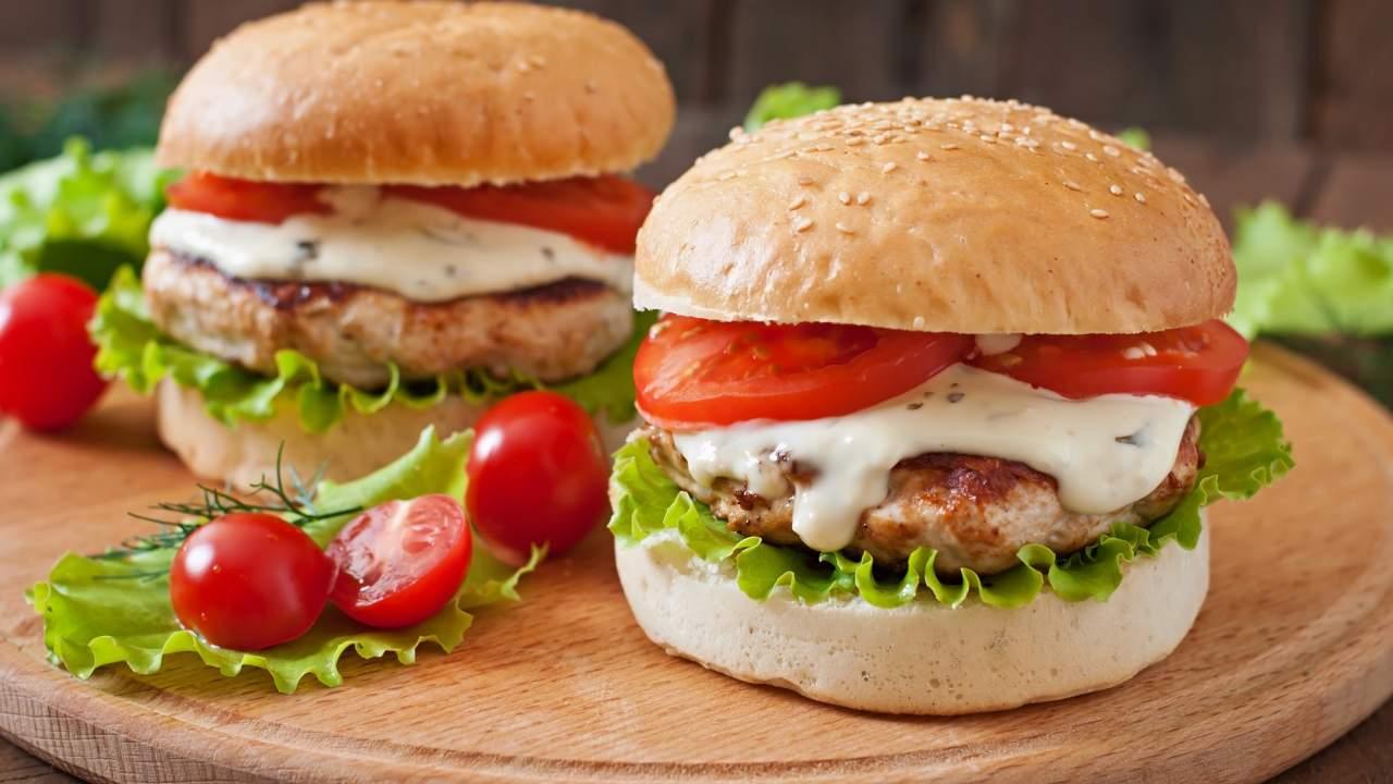 Healthy Ranch Turkey Burgers Slender Kitchen