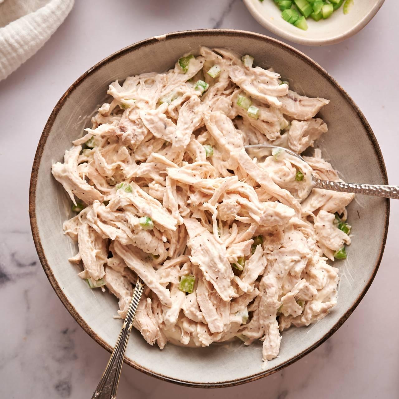 Healthy Chicken Salad Slender Kitchen