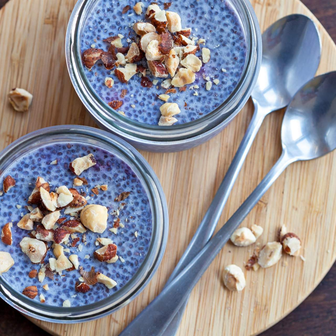 Blueberry Chia Seed Pudding advise