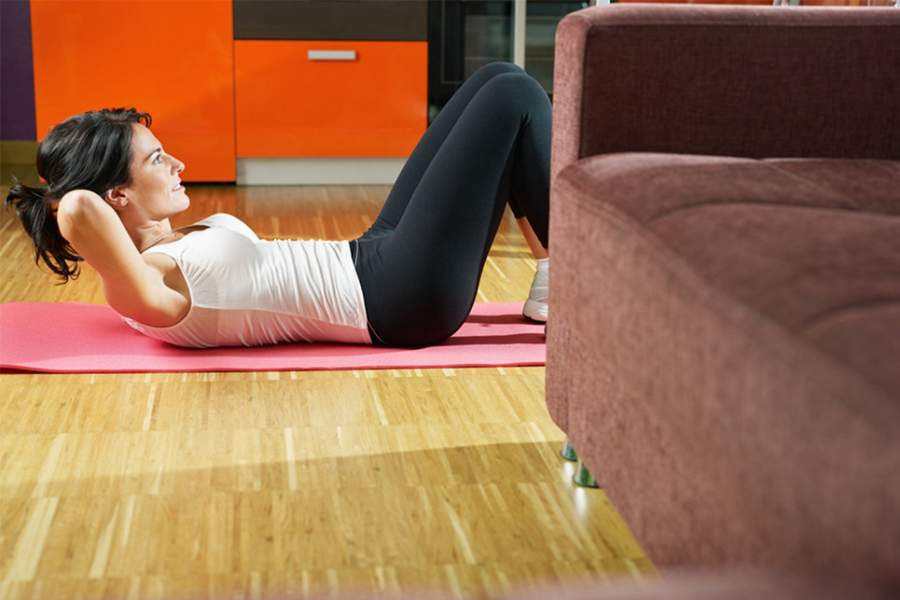 Friday Five: At Home Workouts to Try