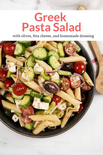 Pesto Pasta Salad with Grilled Chicken