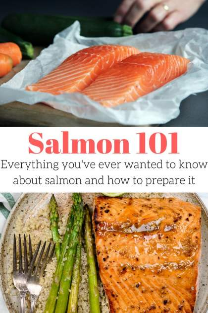 Salmon is known to be one of the most nutritious foods available so let's learn how to use it! Learn all about why salmon is so good for you plus the ultimate guide for how to pick it, store it, and prepare this healthy fish.