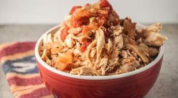 Sunday Slow Cooker: Chicken Tinga