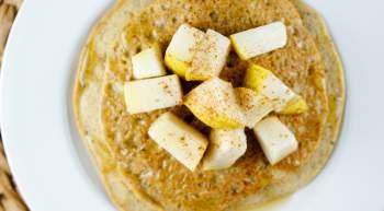 Almond Flax Pancakes