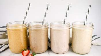 Refresh Your Morning Routine & 4 Overnight Oat Smoothies