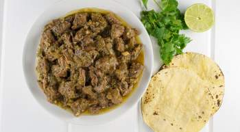Slow Cooker Salsa Verde Beef