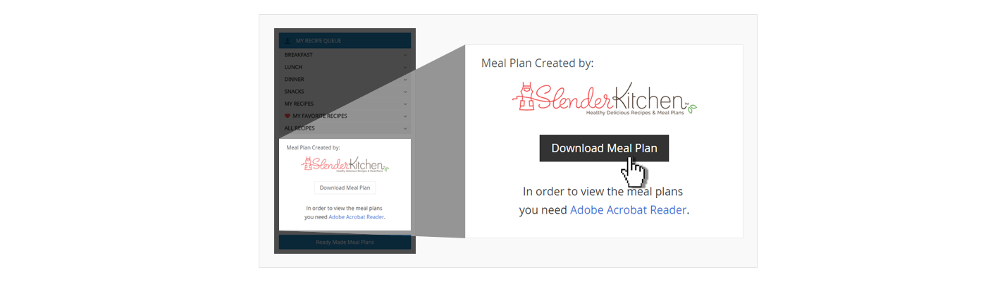 Download Meal Plan